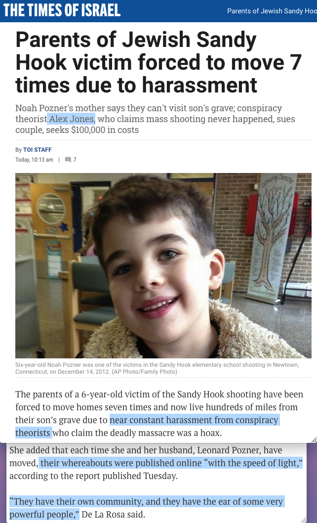 2018-08-01 - Parents of Jewish Sandy Hook victim forced to move 7 times due to harassment.png