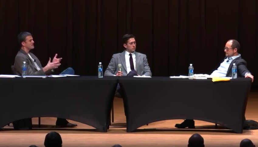 Debate: Bart Ehrman and Mike Licona, Feb 21, 2018 (mycomments)