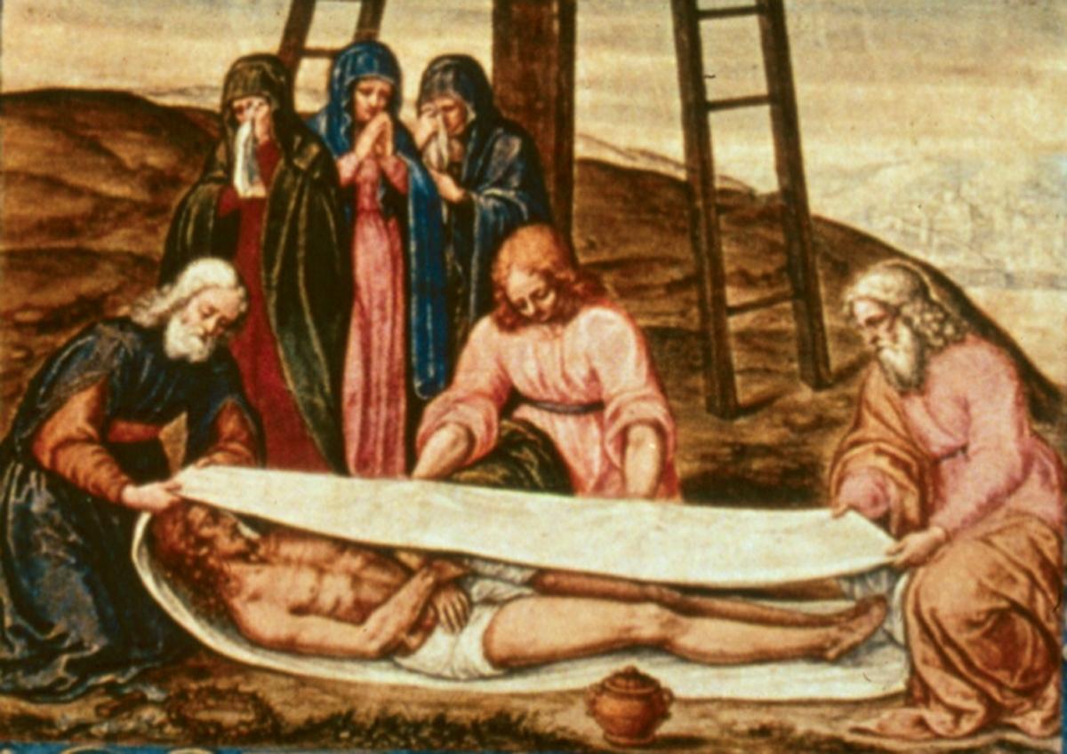 Apostolic Discourse on the Shroud ofTurin
